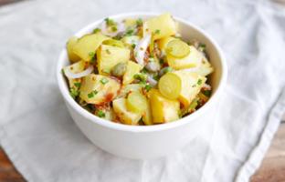 Mix croquant & pommes de terre